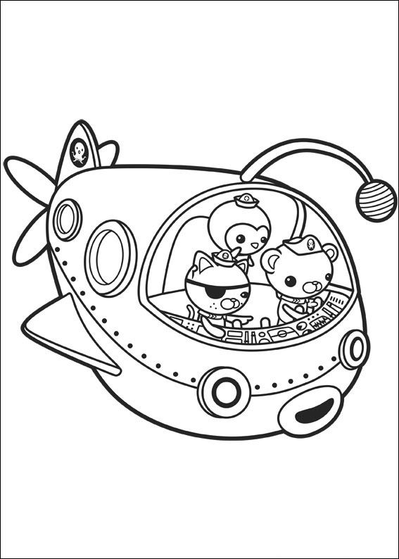 - Octonauts Coloring Pages To Download And Print For Free Coloring Books,  Cartoon Coloring Pages, Coloring Pages
