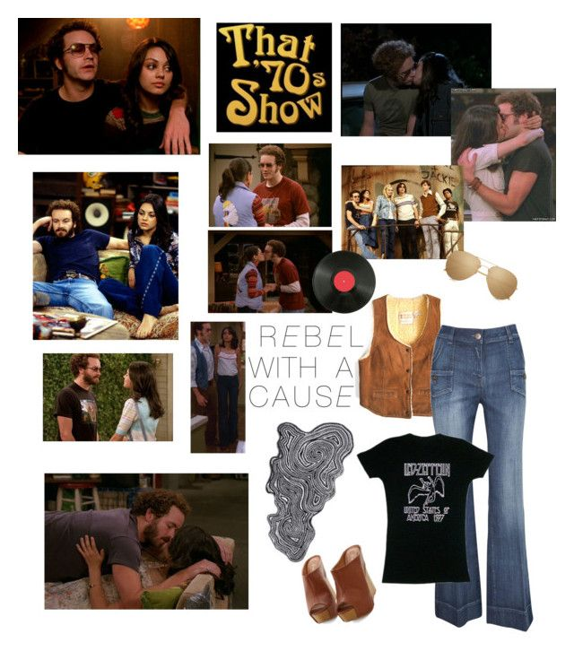 """""""Hyde + Jackie = perfection"""" by asleepthesmiths ❤ liked on Polyvore featuring Oasis and Abyss & Habidecor"""