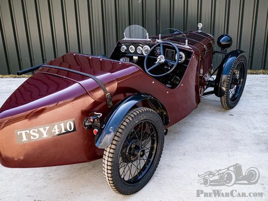 Car Austin 7 Ulster 1930 for sale