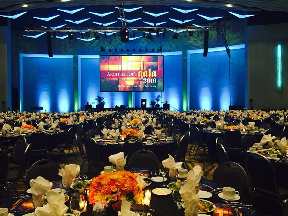 Detroit gala sacred heart seminary 2016