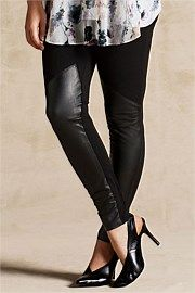 Grace Hill Leather Trim Leggings. Get unbeatable discounts up to 60% at Ezibuy with Coupon and Promo Codes.