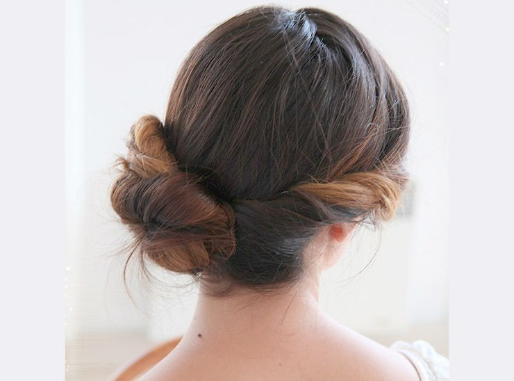 Cocorosa: Favorite Knotted And Twisted Updo Tutorials