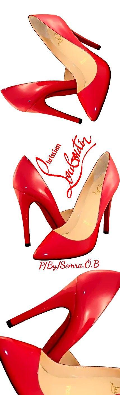 CHRİSTİAN LOUBOUTİN SEMRA Ö.B   Luxury lifestyle fashion