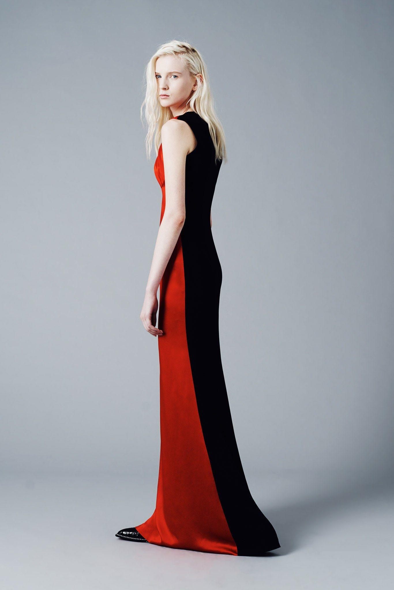 Jonathan Saunders Pre-Fall 2014 Fashion Show