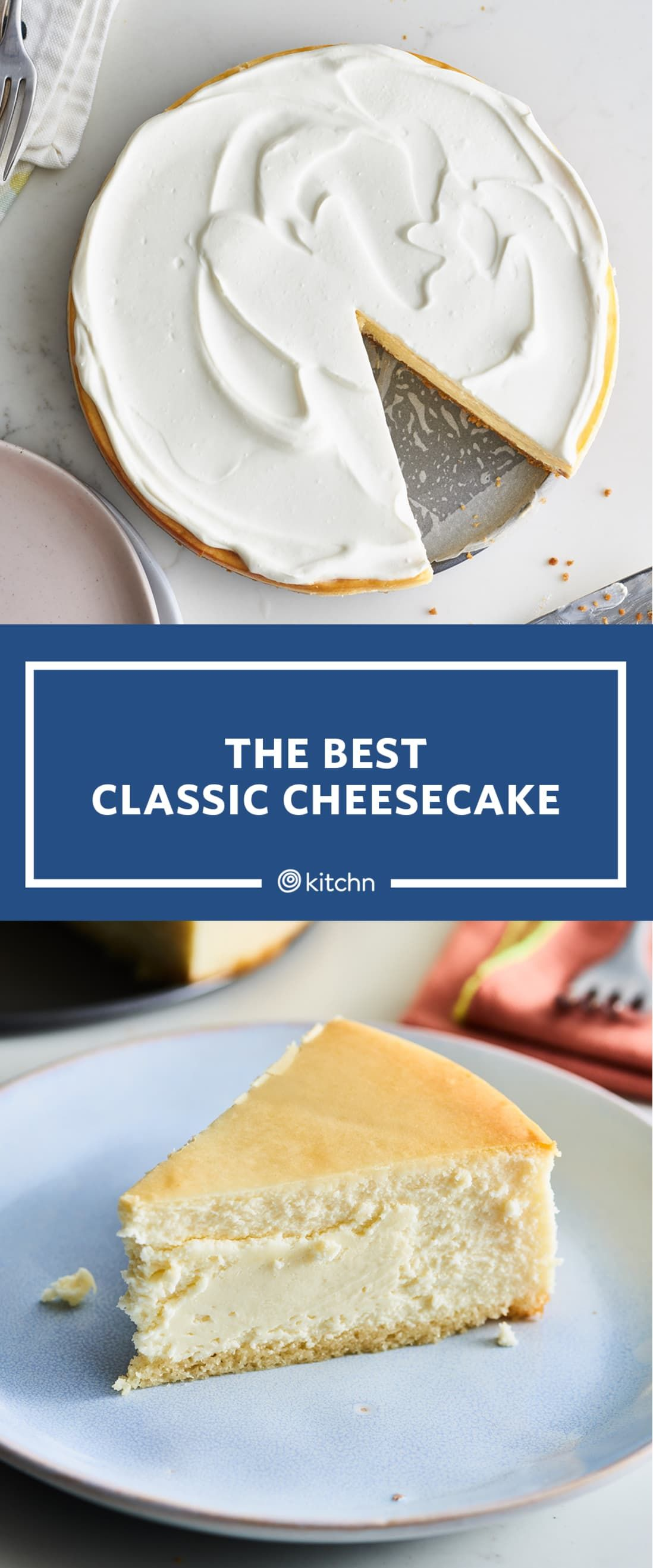 We Tested 4 Famous Cheesecake Recipes And Found A Clear Winner Original Cheesecake Recipe Cheesecake Recipes Classic Cheesecake Recipes