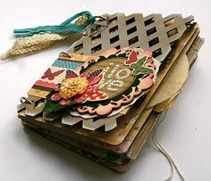 scrapbook cover - Google Search