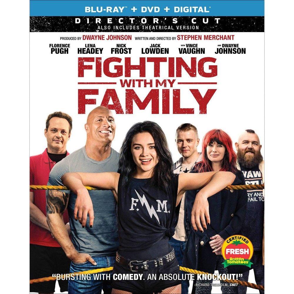 Fighting With My Family Blu Ray Dvd Digital Family Movies Movies Dwayne Johnson