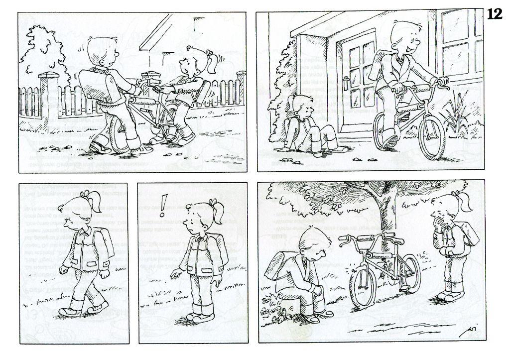 Arbeitsblätter Deutsch Hauptschule Klasse 8 : Bildergeschichte learn g kids pinterest