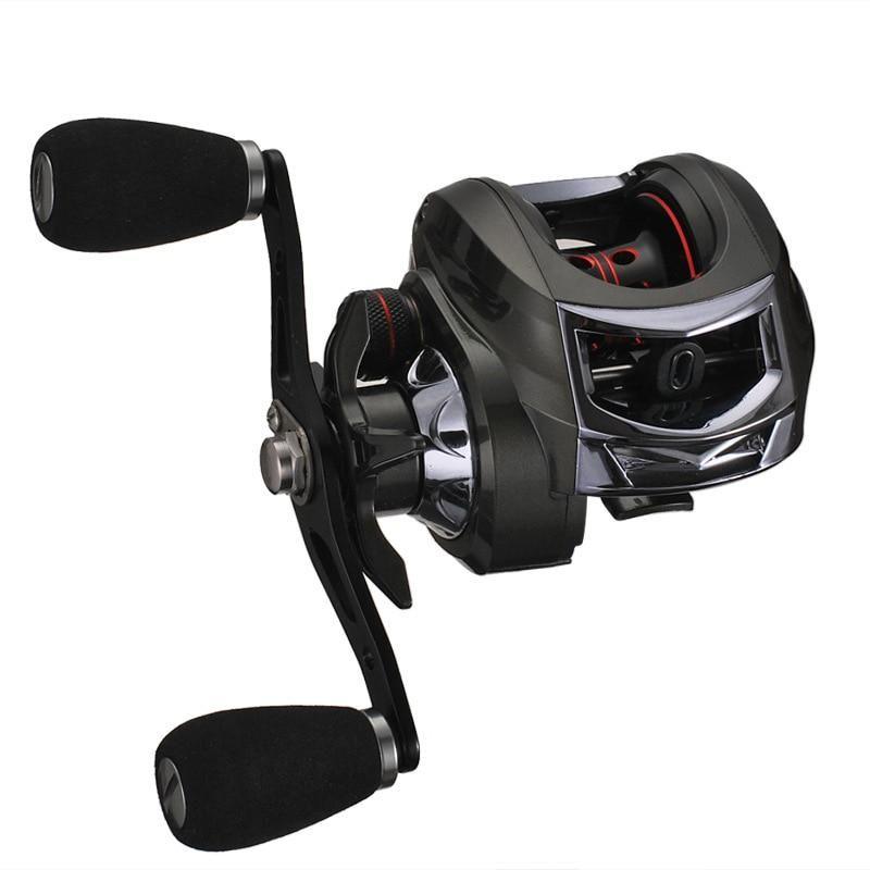 Lure fishing rod set 121 reel baitcast wheel 631 speed