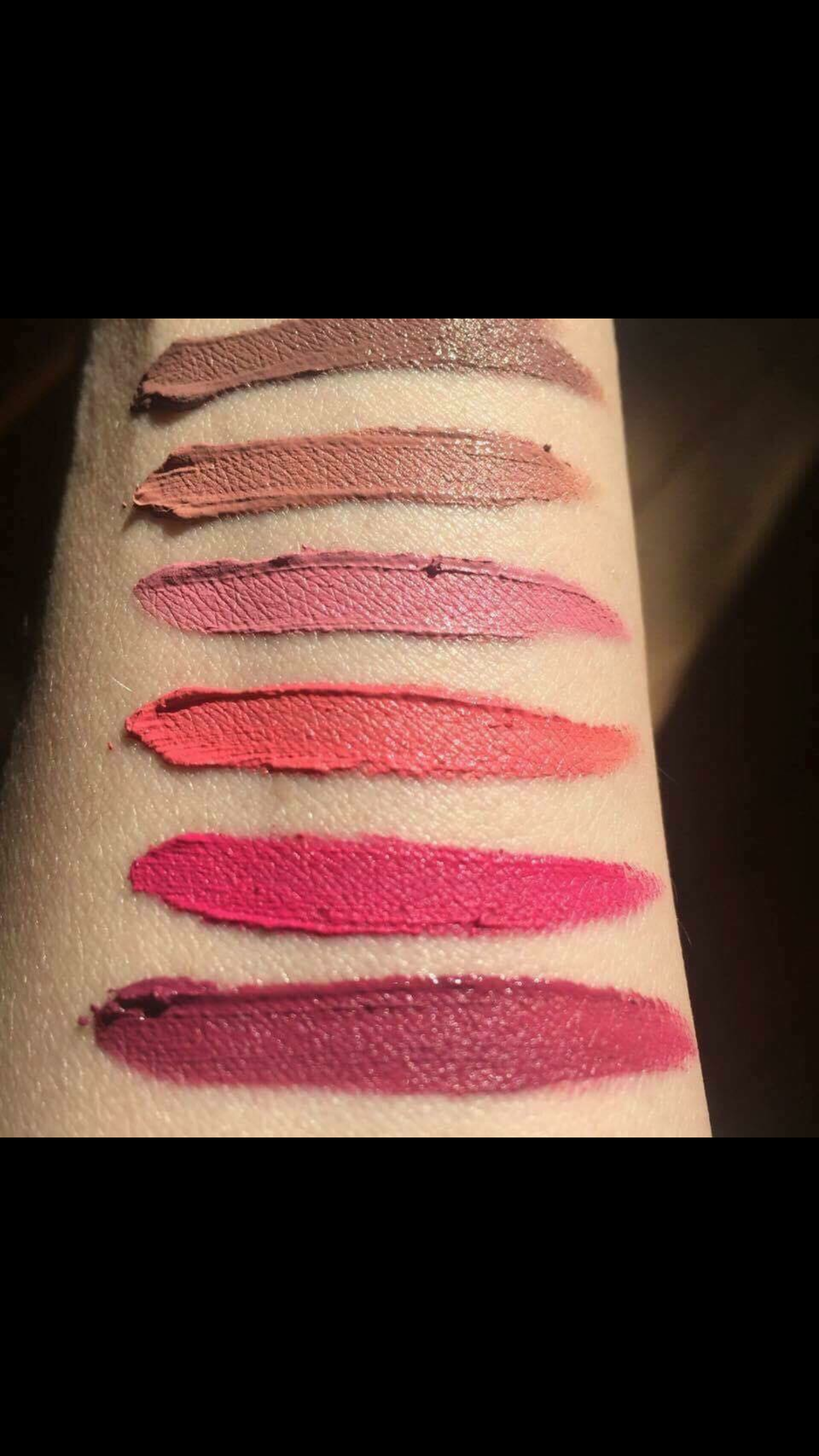 June kudos New Younique splash matte liquid lipstick shades!  Sublime, stellar, sumptuous, susceptible, superb, stately. Gorgeous nudes and summer shades www.BeautyByShell.com