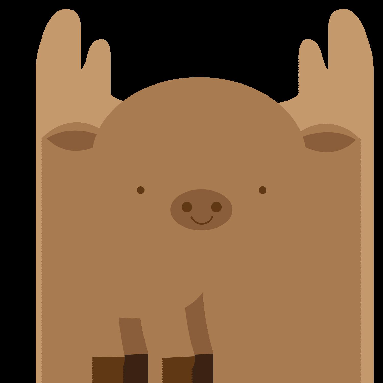 Moose Clipart Funny Moose Clip Art