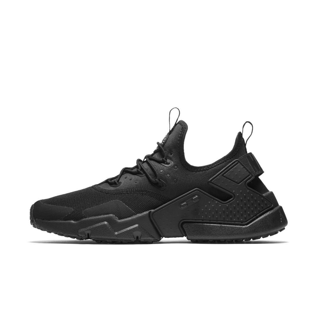 best sneakers 537f8 a05fb Nike Air Huarache Drift Men s Shoe Size 10.5 (Black)