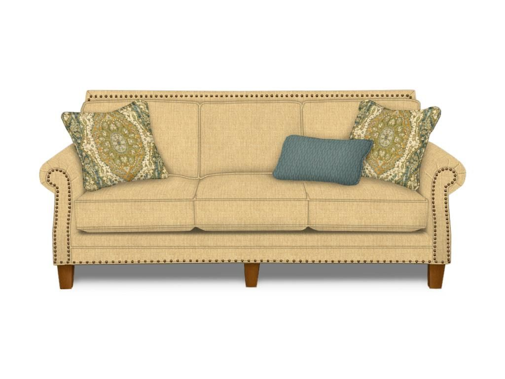 Shop For Craftmaster Sofa 747150 And Other Living Room Sofas At