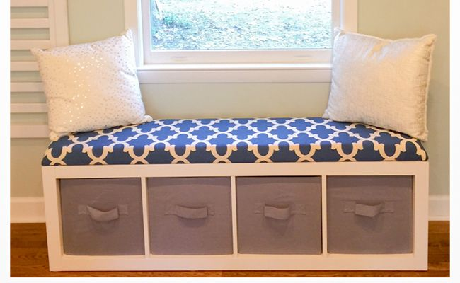 Sensational Upcycle A Bookshelf To A Lovely Window Seat Care2 Healthy Uwap Interior Chair Design Uwaporg
