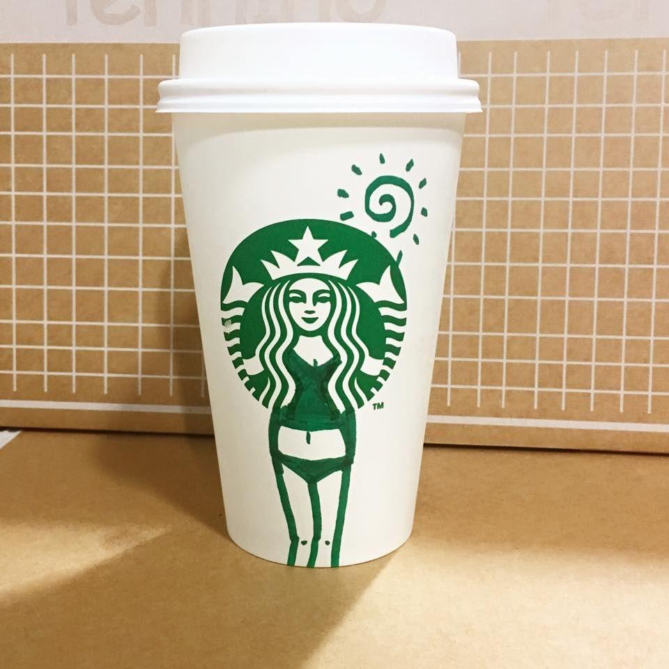 32++ Starbucks white cup challenge trends