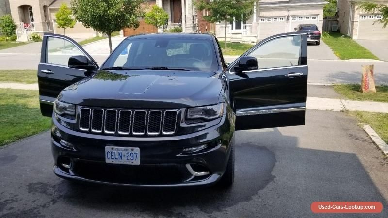 Car For Sale 2015 Jeep Grand Cherokee Srt