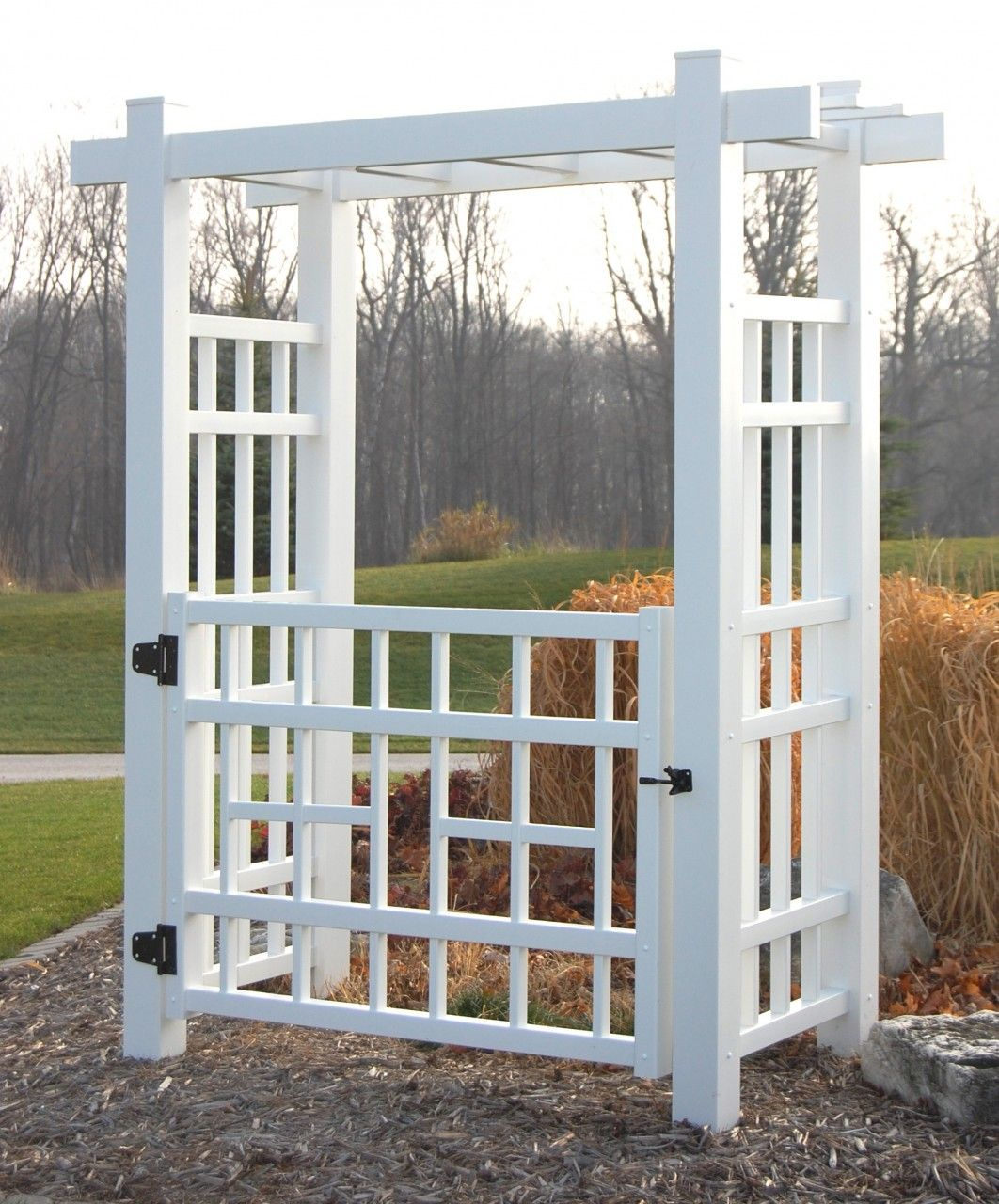 17 Best 1000 images about Fence on Pinterest Arbor gate Wall trellis