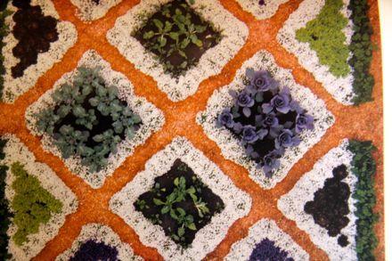 Patterned Garden Inspiration