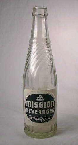 dating glass soda bottles