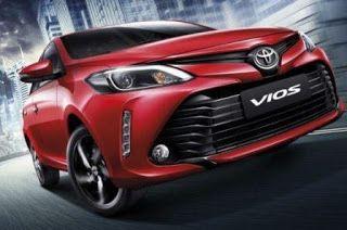 Toyota Vios 2018 tại www.giaotoviet.com