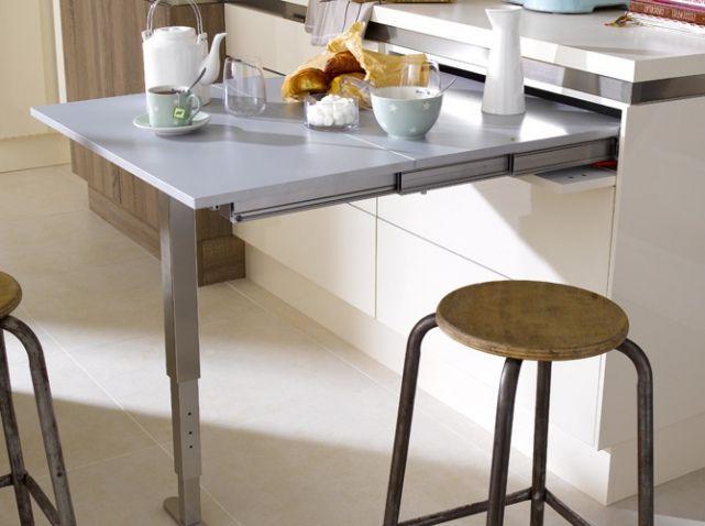 Une Cuisine Cachée Dans Un Placard House Beautiful Kitchens And - Cache meuble cuisine