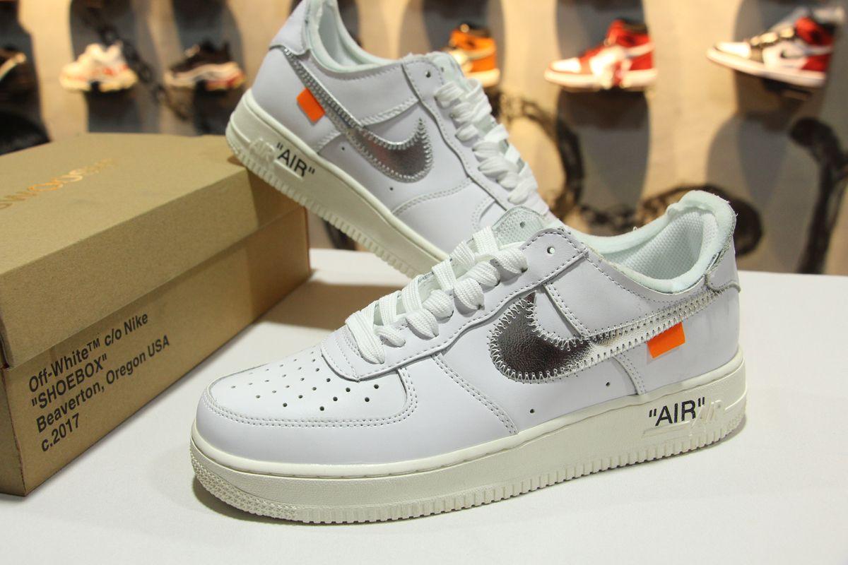san francisco 4dd85 28654 Air Force 1, Nike Air Force, Off White