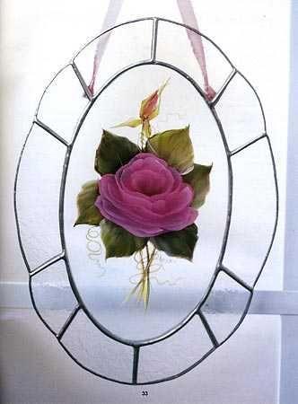 Tole Painting Books | Priscilla Hauser Mda Beautiful Roses Decorative Painting