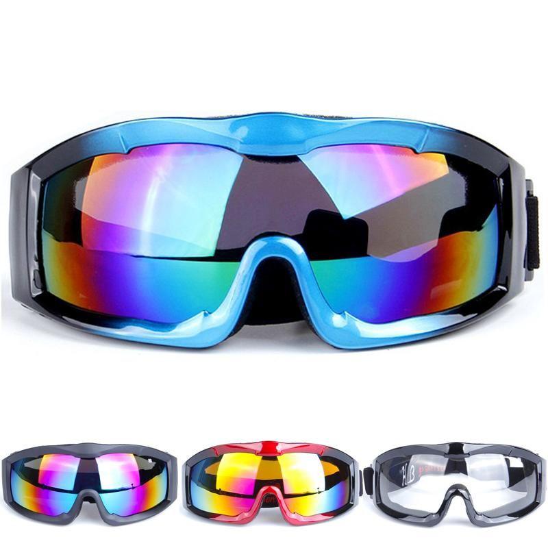 3750ed2ca43 2018 New Ski Goggles Snow Skiing Eyewear Snowboard Glasses UV400 Anti-fog  Ski Snowmobile Goggles Ski Mask Sports Equipment Men