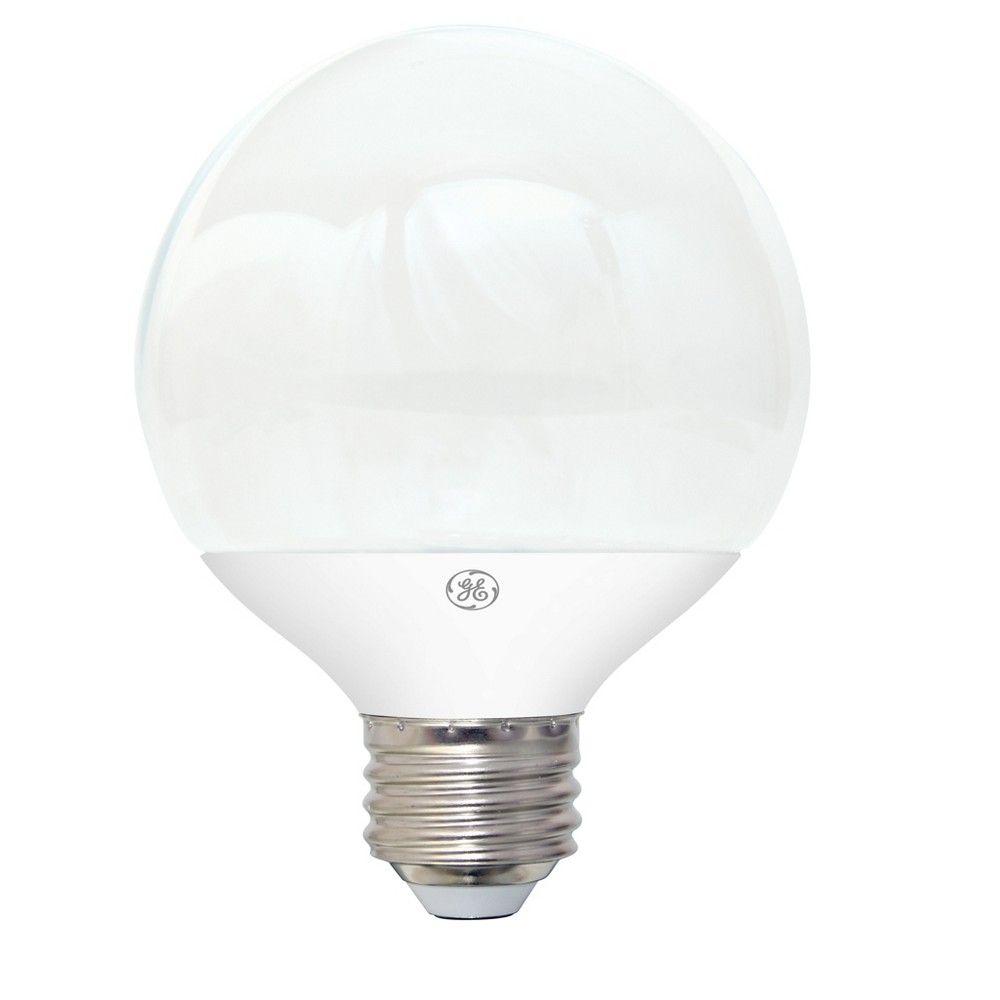 2pk 40watt G25 Globe Led Light Bulb Soft White General