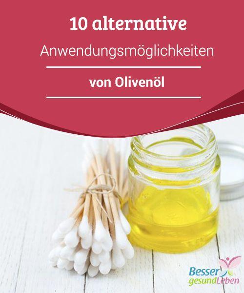 10 alternative #Anwendungsmöglichkeiten von Olivenöl   #Olivenöl ist ein natürliches #Produkt, das hauptsächlich zum Kochen und für #Salate verwendet wird. Es kann aber auch für andere Zwecke, die viele #nicht kennen, sehr nützlich sein. Deshalb stellen wir Ihnen anschließend 10 Anwendungsmöglichkeiten von Olivenöl vor.