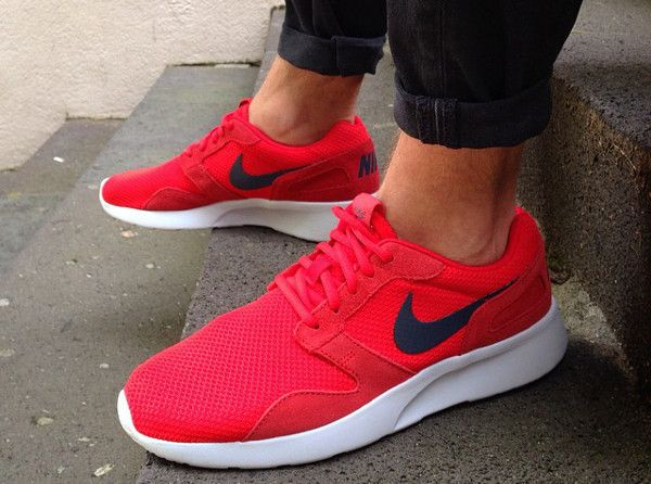 timberland b b chaussure - Nike Kaishi Red #sneakers | SHO��ES | Pinterest | Nike, Nike Shoes ...