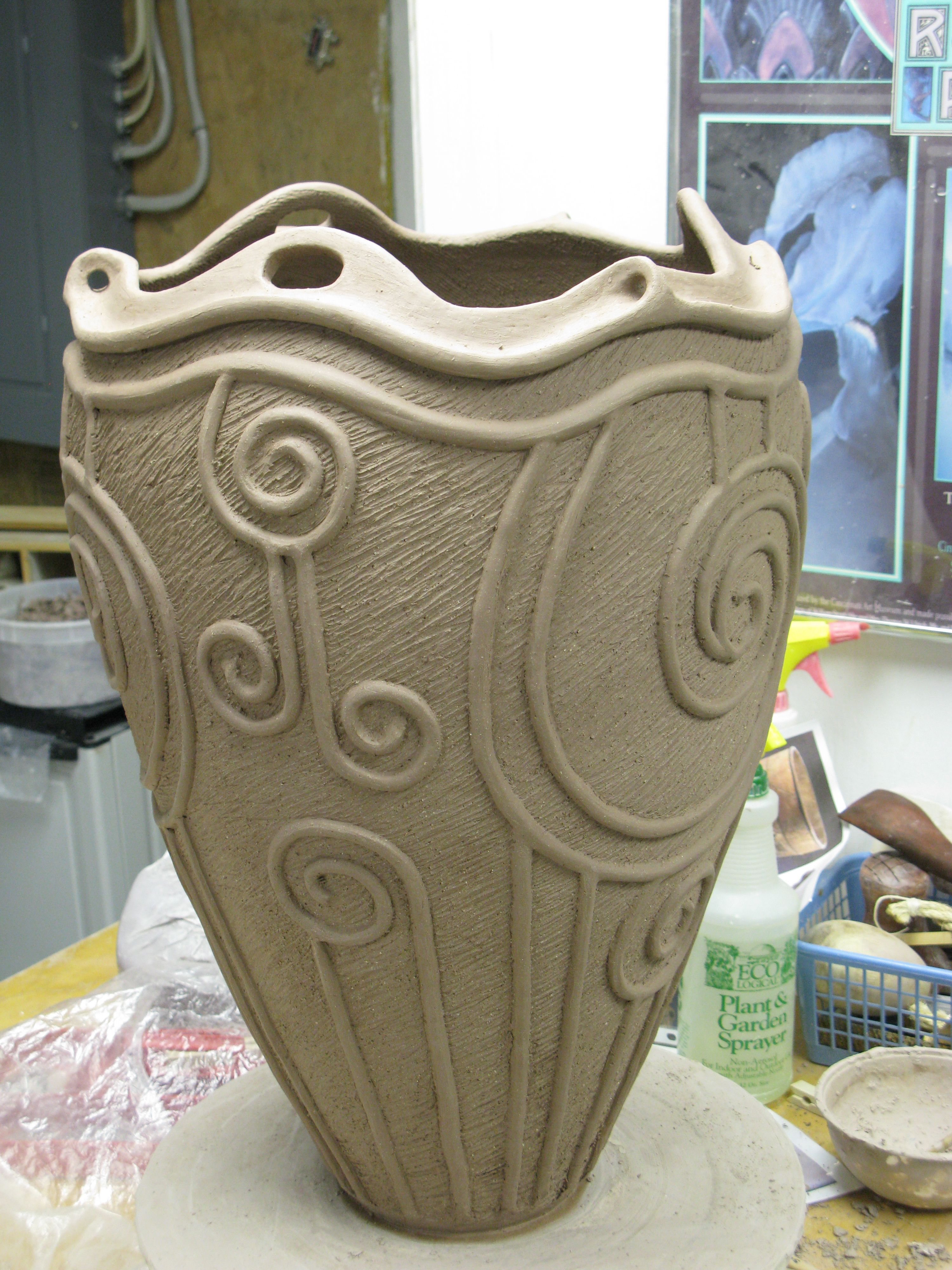 My second jomon pot pinteres ceramic art reviewsmspy
