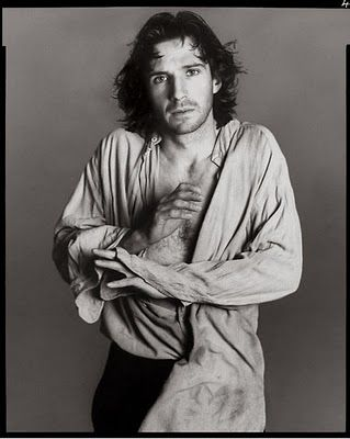 Ralph Fiennes as Hamlet in 1995.