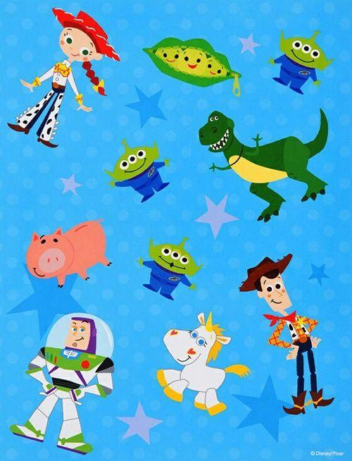 Paper Memo Toy Story Disney  Hojas De Cartas    Disney