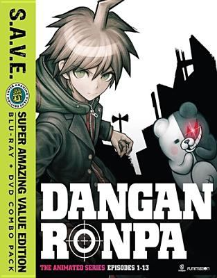 Cover image for Danganronpa the animated series. Season