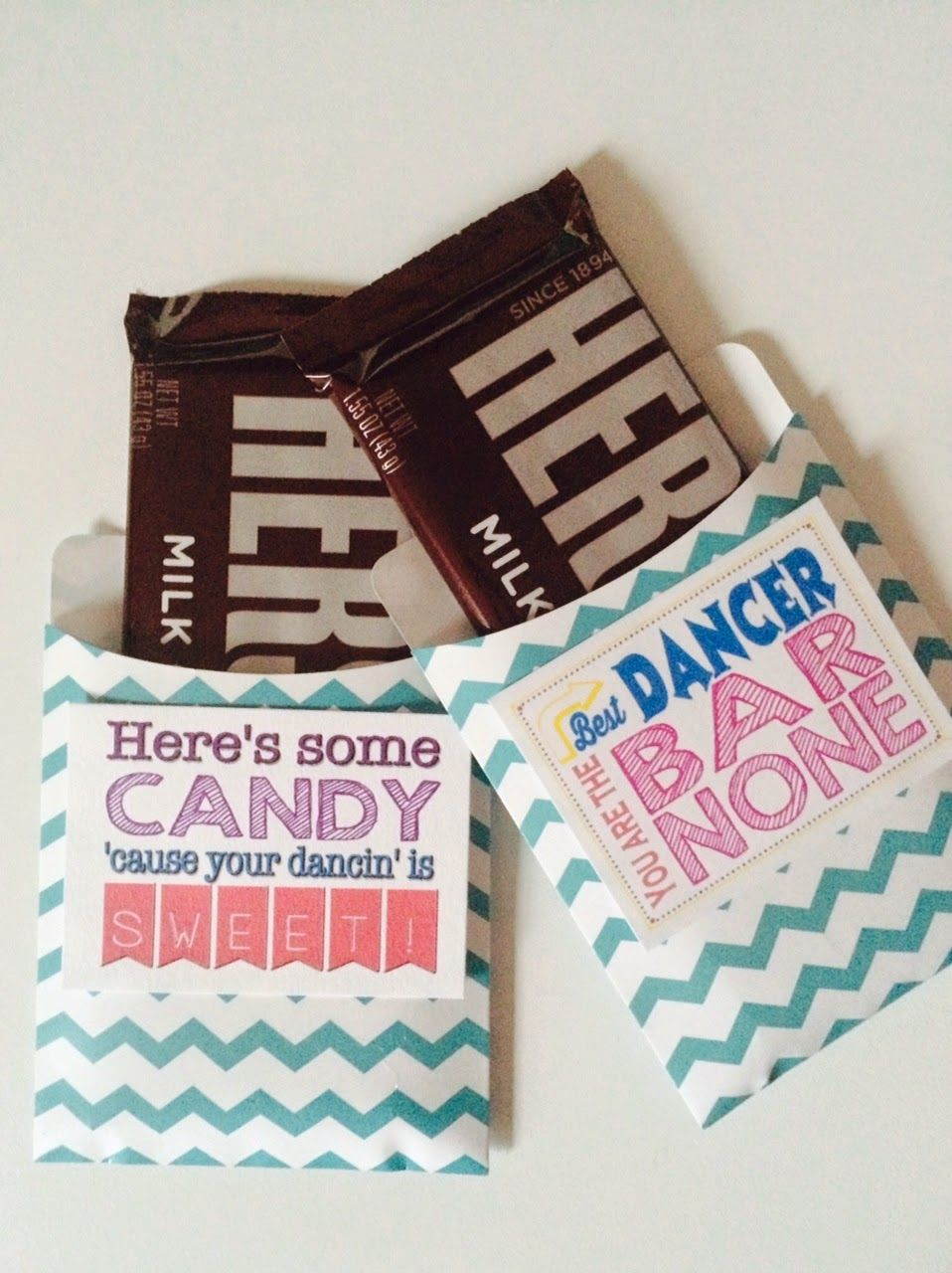 Dance Team Candy Bar Favors Made Super Simple Dance Team Gifts Dance Teacher Gifts Dance Recital Gifts