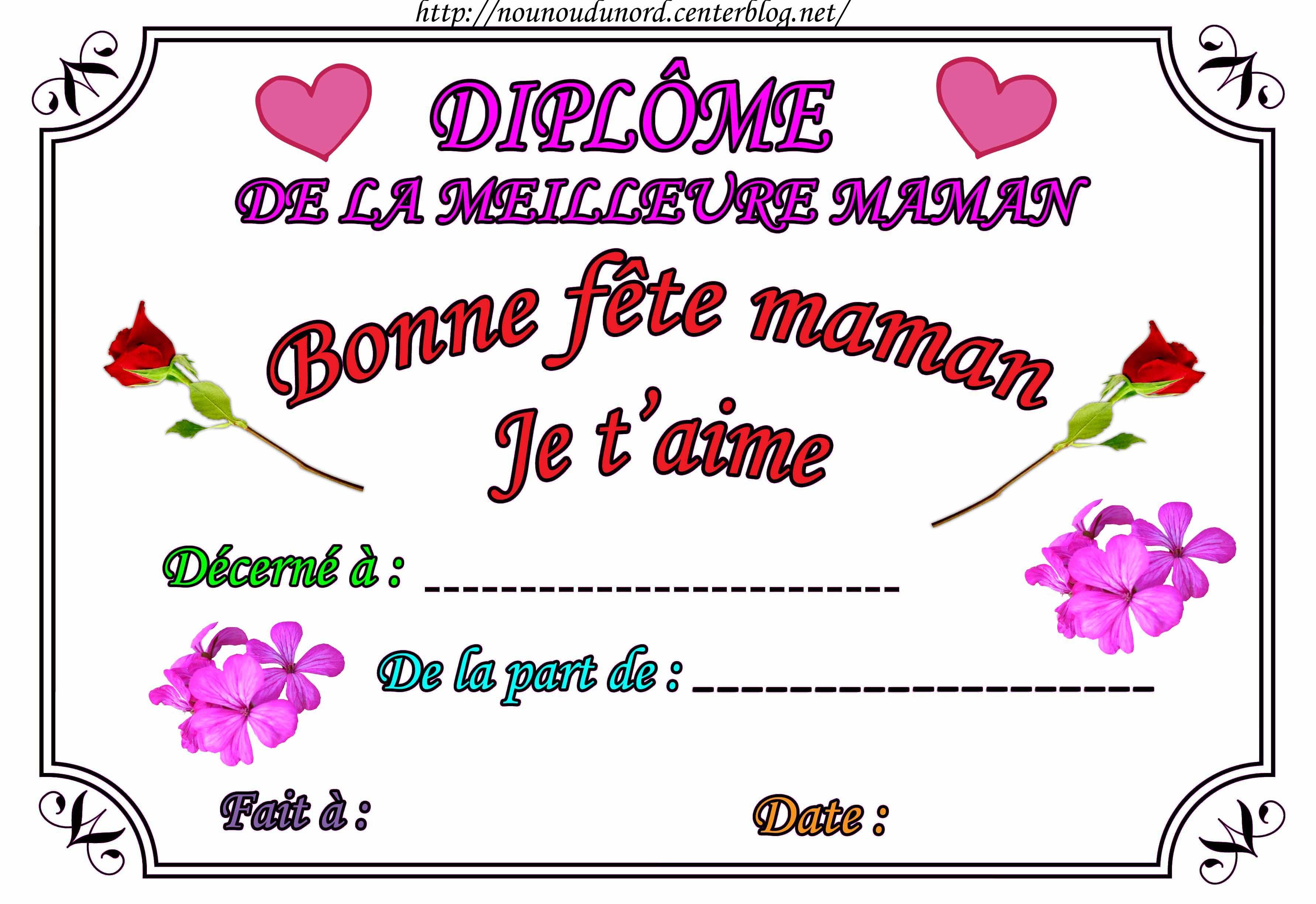 Texte D Anniversaire Pour Maman Gratuit Inspirational Dessins En Couleurs à Imprimer Fête Des Mè Joyeux Anniversaire Maman Dessin Fete Des Meres Fête Des Pères