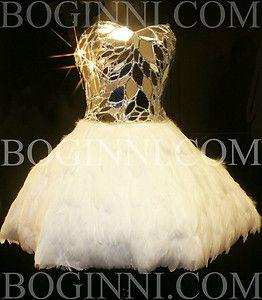i want this  tutu wedding dresses mosaic dress feather tutu