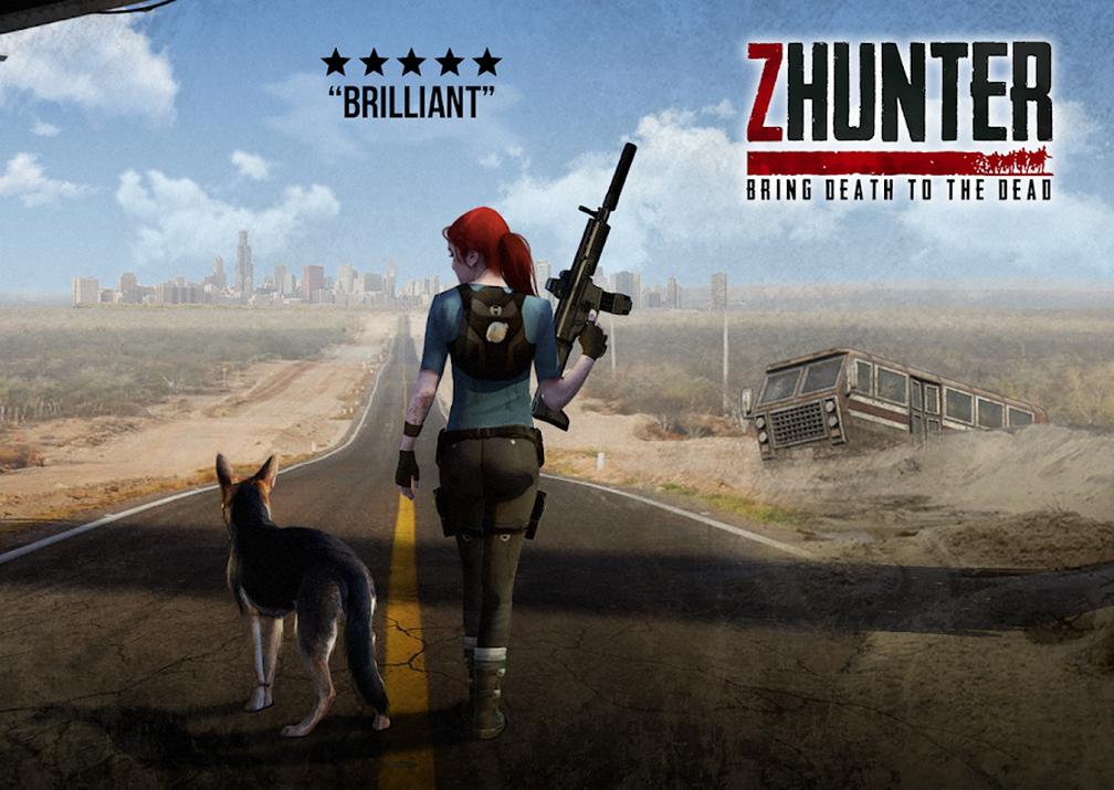 Zombie Hunter Sniper Apocalypse Shooting Games Money