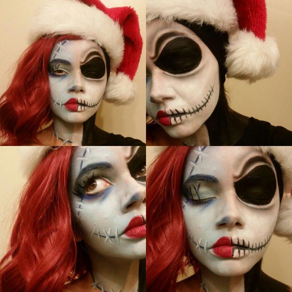 Nightmare Before Christmas Jack Skellington & Sally