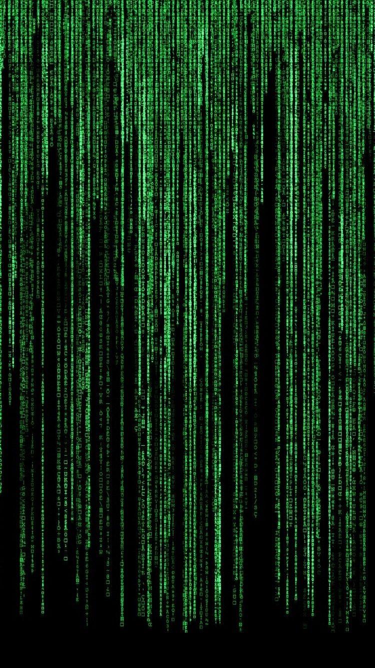 The Matrix Green Vertical Flowing Text Wallpaper Check More At Https Phonewallp Com The Matrix Fond D Ecran Telephone Fond Ecran Smartphone Image Fond Ecran