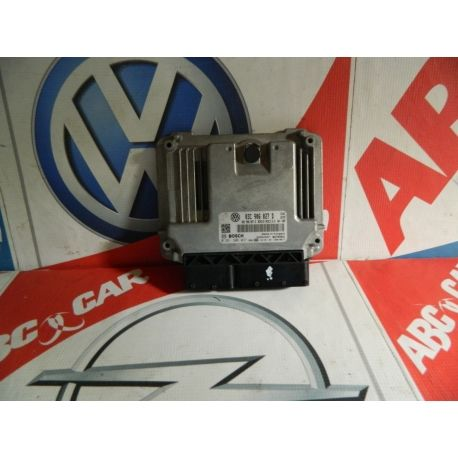 Calculator Motor Vw Passat B7 03c906027d Piese Auto Din
