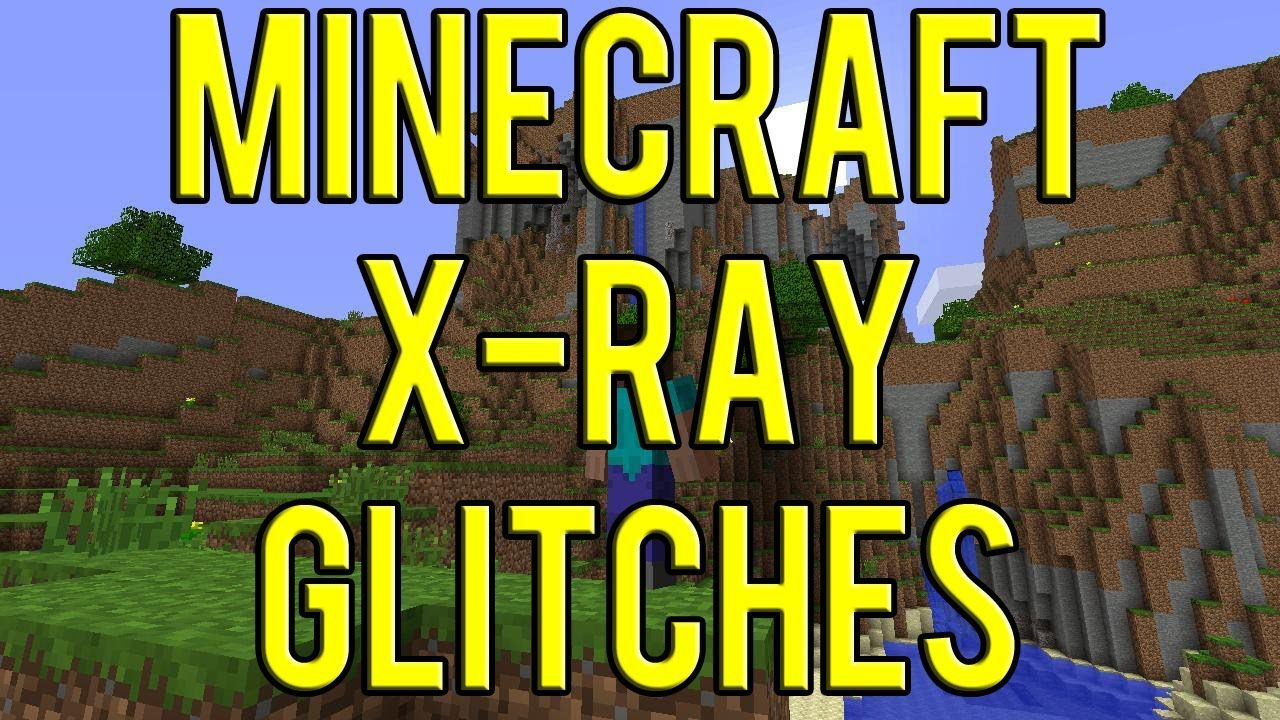 Find Strongholds Easy Minecraft X Ray Glitches Xbox 360