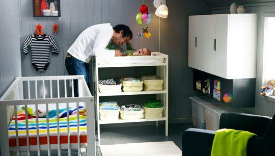 Habitaciones para bebes Ikea | Muebles para bebés, Ikea y Para bebes