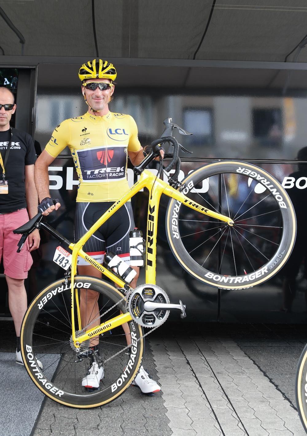 Yellow Trek Bike : yellow, TweetDeck, Bicycle,, Cycling, Race,, Bicycle
