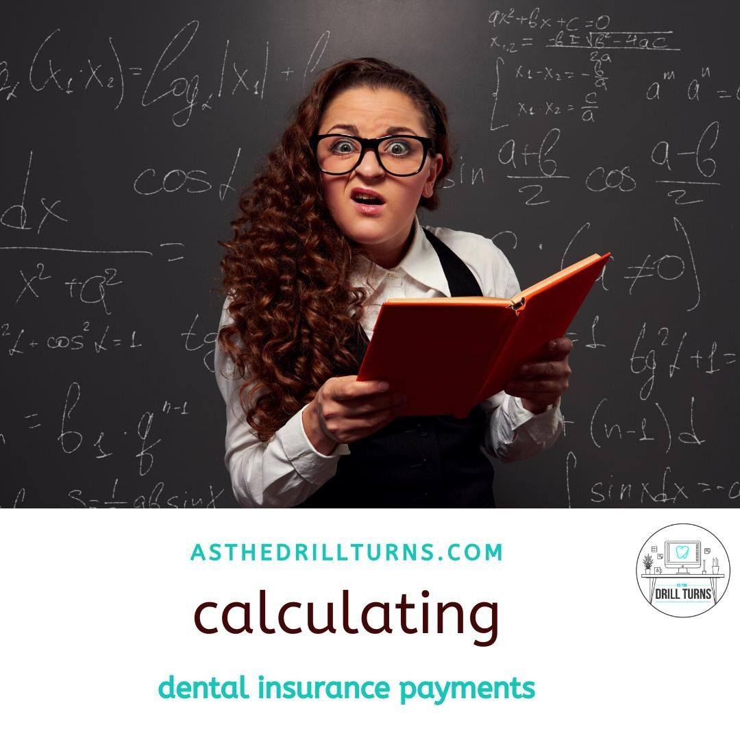 Calculating dental insurance payments in 2020 dental