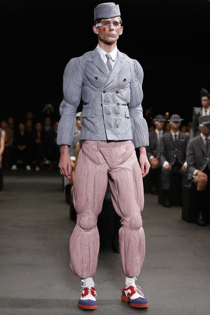 Thom Browne Menswear Spring Summer 2015 Paris en 2020 | Arte
