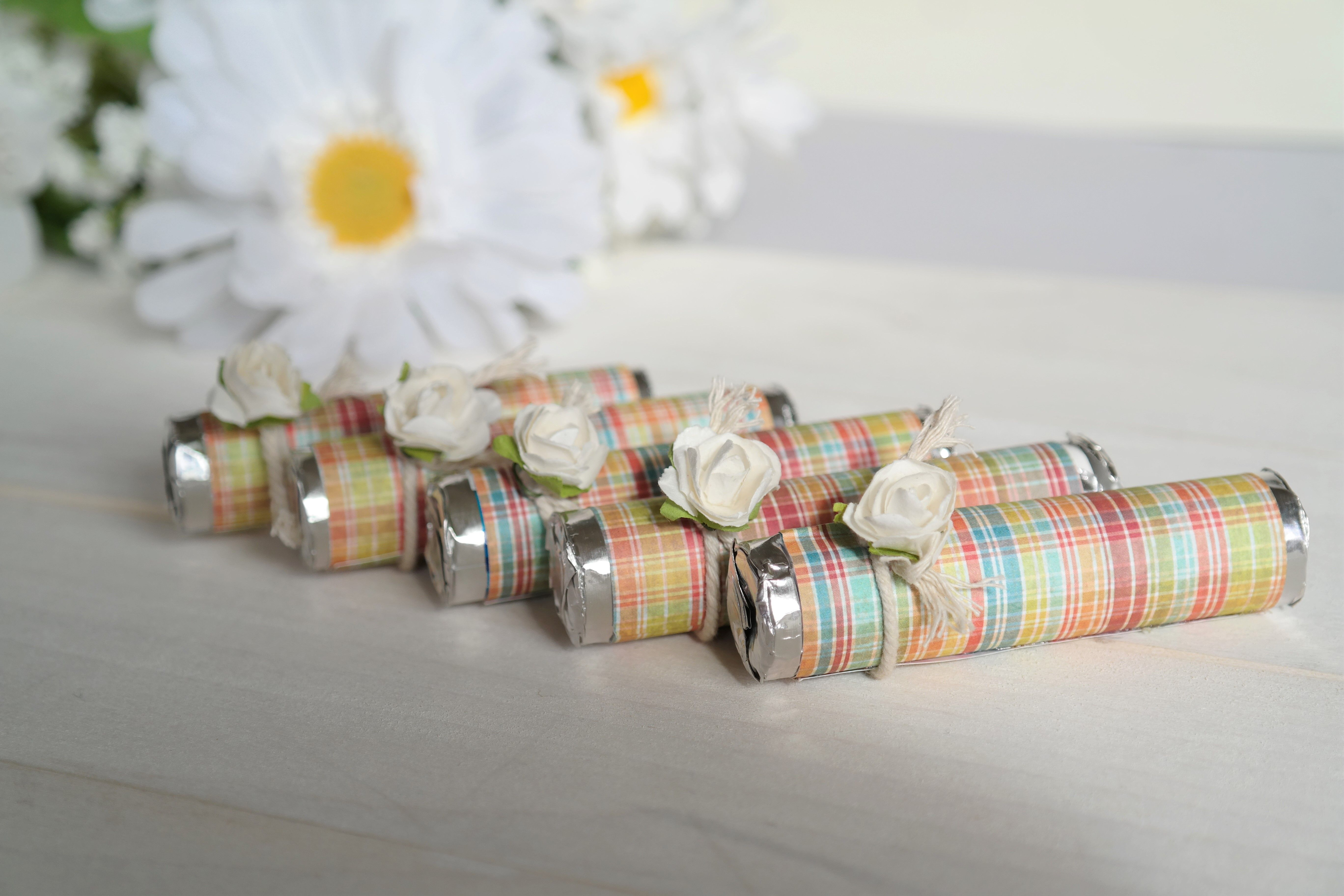Customized Wedding Party Favors / Engagement Party Favors ...