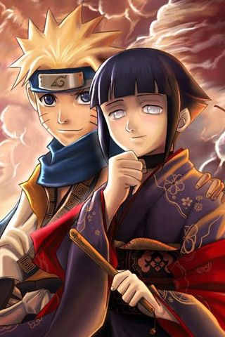 Naruto And Hinata Android Wallpaper HD