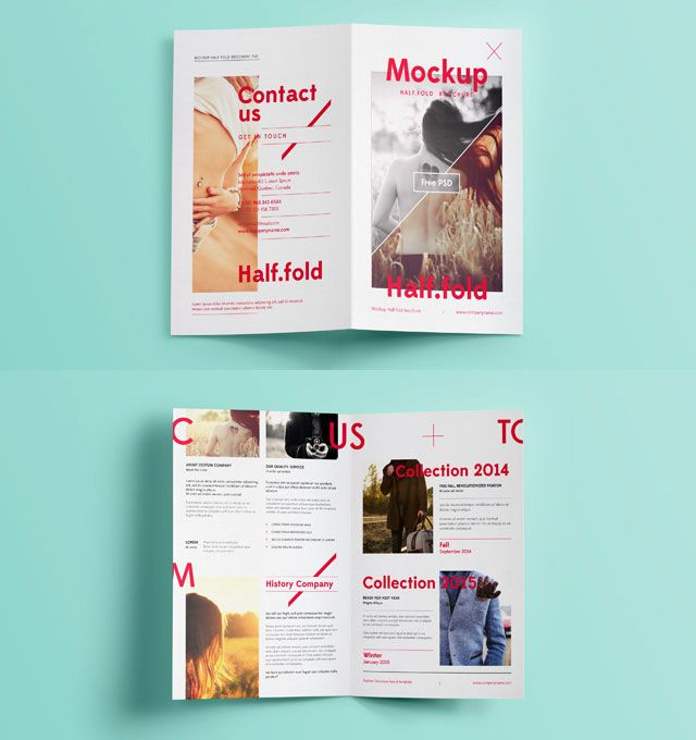 image result for a4 french fold brochure rad booklet pinterest